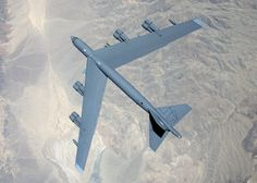 Boeing B-52H Stratofortress. (U.S. Air Force)