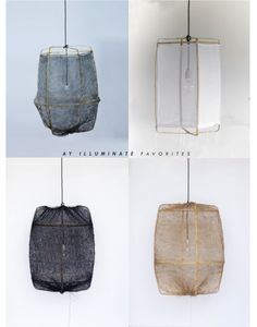 koushi lamps | While perusing the Ay Illuminate website , I also came upon various ...