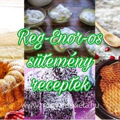 Reg-Enor-os sütemény receptek az Ünnepekre Healthy Recipes, Healthy Food, Milk, Healthy Foods, Healthy Eating Recipes, Healthy Eating, Healthy Food Recipes, Health Foods, Clean Eating Recipes