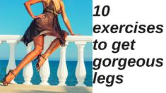 10 OF THE BEST LEG EXERCISES FOR WOMEN, TO TONE AND SCULPT YOUR LEGS. ALL OF THESE ARE FLOOR BASED SO LOW IMPACT AND YOU JUST USE YOUR OWN BODY WEIGHT WHICH IS HOW YOU GET SLENDER LEGS WITHOUT BULKING UP. LUCY XX