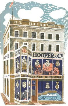 Hooper & Co Shop - Eric Ravilious