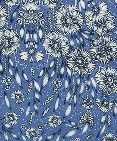 Liberty Art Fabrics Lady Zadie C Tana Lawn Cotton