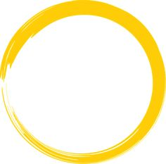 Yellow, Round, Circle, Paint, Brush, Vector, Design Circle Logo Design, Circle Logos, Graphic Design, Paint Swatches, Vector Design, Cool Things To Make, Sticker Design, Free Images, Illustration Art