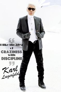 Karl Lagerfeld - Quotes