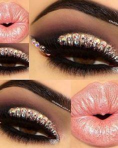 #glitter #sparkly #silver