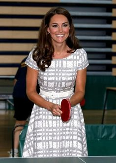 Kate Middleton Photo - The Royals Get Sporty