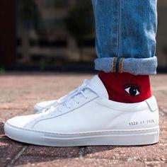 white basket #kenzo #socks