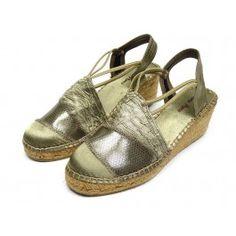 Toni Pons Telma sandaal - groen #emmenmode