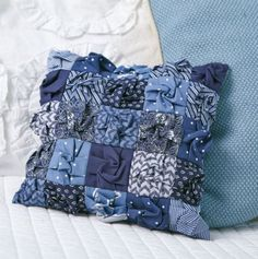 Sew handmade pillows, pillowcases, and pillow shams to match any decor--no  matter how often you change it out! Our free pillow patterns feature both  neutral and traditional patterns to standout and seasonal designs!