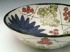 Silvia Lagos Porcelain Clay, Subtle Textures, Salad Bowls, Flower Shape, Pattern Making, Safe Food, Serving Bowls, Decorative Bowls, Carving