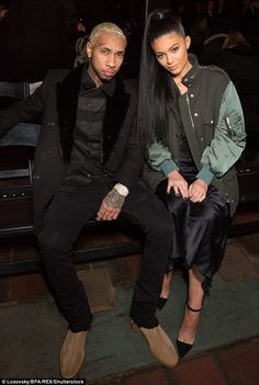Kylie Jenner reveals boyfriend Tyga was warned to avoid a relationship with her | Daily Mail Online