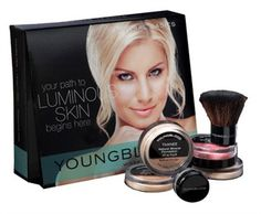 youngblood mineral best makeup blends with skin beautifully and lasts all day and night without retouch