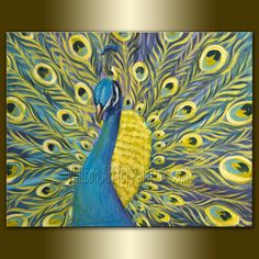 contemporary peacock - Google Search