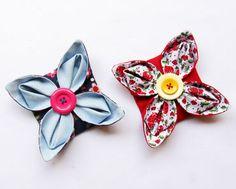 Arquivo para Flores de tecido • Drika Artesanato - O seu Blog de Artesanato!