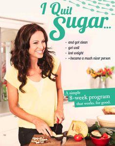 Sarah Wilson's blog - gluten and sugar free lifestyle.