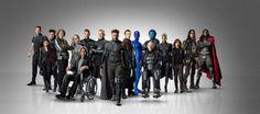 X-Men: Días del Futuro Pasado ( USA, 2014). Un montón de trailers y clips  Para los que quieran más info o estén dudando de la película con estás imágenes ya no tendrán dudas. Vale la pena verla.