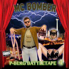 MC Bomber – P-Berg Battletape 4 | Mehr Infos zum Album hier: http://hiphop-releases.de/deutschrap/mc-bomber-p-berg-battletape-4