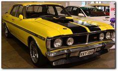 1971 xy gt falcon