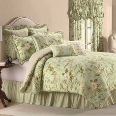Harrison 6-piece Comforter Set - Overstock Shopping - Great Deals on Rose Tree Comforter Sets