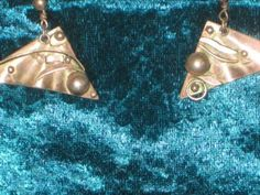 Packung 4 Perlen aus Glas Glasperlen Kiesel 20mm Brown Stil Murano