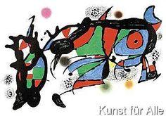 Joan Miró - Obra de Joan Miro