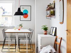 trucos mas espacio decoración Muebles ligeros para ganar espacio visual interiores espacios pequeños estilo y diseño nórdico estilo nórdico ...
