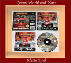 Formel 1 99,F1 99 für Playstation1,Ps1,!InOVP!!!