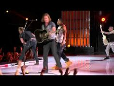 I LOVE this collaboration!!!  Flordia Georgia Line (feat Nelly) - Cruise - ACM Tim McGraw Superstar Su...