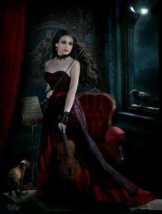 gothic fantasy - Google Search