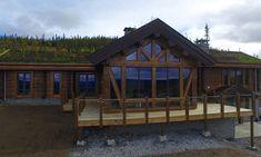 tømmerhytter norge - Google-søk Cabin, Architecture, House Styles, Home Decor, Natural, Frame, Arquitetura, Picture Frame, Decoration Home