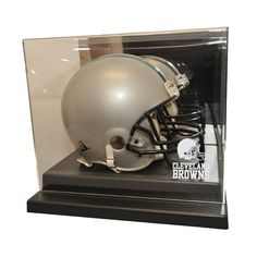 Cleveland Browns NFL Liberty Value Full Size Football Helmet Display Case