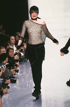 Betsey Johnson: RTW Fall 1997