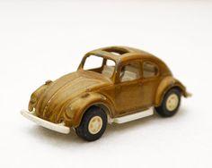 Vintage Volkswagen Tootsie Toy by VintageLancaster on etsy