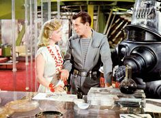 Forbidden Planet (1956) | 15 Movies You Might Not Know Were Based On Shakespeare Plays