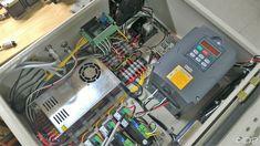 CNC Power Control Box