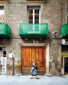 SPAIN: Tagliabue House in Barcelona. 1/26/2012 via @Dwell Media