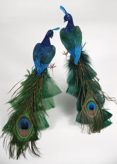 For your peacock Christmas tree!!