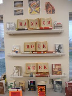 365/SCSD Media Services: 10-1-12/ Banned Book Week
