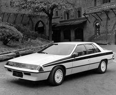 Ford Ghia Altair - 1980