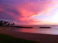 The beaches at West Ohau.  Ahh, how I miss Hawaii!