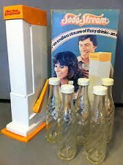 soda stream - get bizzy with the fizzy - my friend had one of these machines & I wanted one.