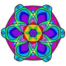 Image result for colored mandala