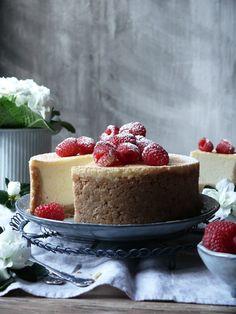 New York cheesecake s malinami - My Sweet Fairytale Food Photography, Cheesecake, New York, Chocolate, Spring, Fairytale, Sweet, Desserts, Blog