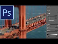 Photoshop CS6: Blur Gallery