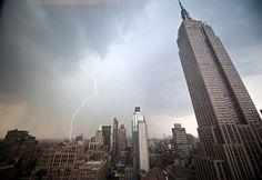 Manhattan Storm, via Flickr.
