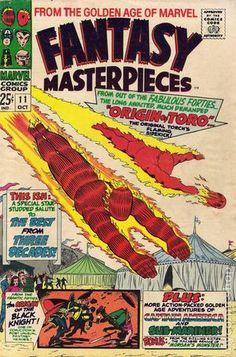 FANTASY MASTERPIECES 11, SILVER AGE MARVEL COMICS