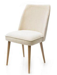 Der Stuhl mit Polster kann mit unterschiedlichen Bezügen bestellt werden. Jetzt bei car-Moebel.de die Lieblingsfarbe auswählen!