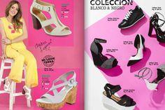 zapatos mundo terra blanco y negro