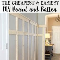 http://www.blesserhouse.com/2015/09/the-cheapest-and-easiest-diy-board-and-batten-part-one.html