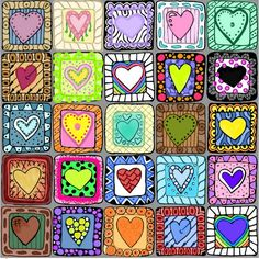 Blanket Fort, Teaching Art, Zentangle, Coloring, Doodles, Doodle Ideas, Kids Rugs, Valentines, Lettering